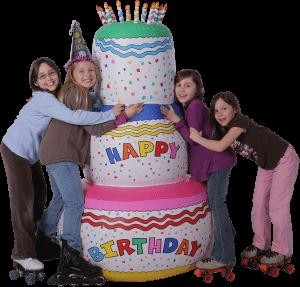 Birthday Cake 3