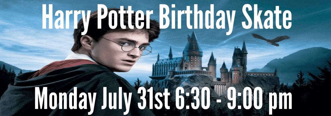Harry Potter Birthday Skate