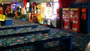 Arcade Games at Skate Factory